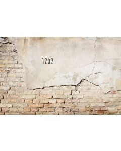 Photography Background in Fabric Wall of Bricks / Backdrop 1202