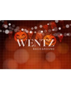 Photography Background in Fabric Halloween / Backdrop 1240