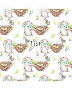 Photography Background in Fabric Easter / Backdrop 1364
