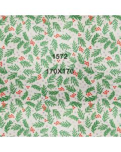 Photography Background in Fabric Christmas / Backdrop 1572