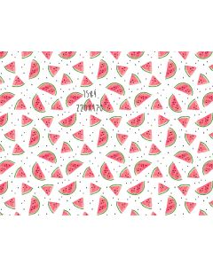 Photography Background in Fabric  Watermelon / Backdrop 1584