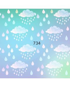 Photography Background in Fabric / Backdrop 734