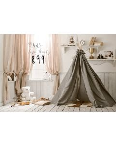Photography Background in Fabric Tent Kids / Backdrop 899