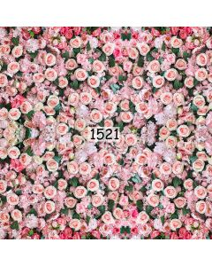 Photography Background in Fabric Floral / Backdrop 1521