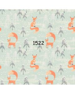 Photography Background in Fabric Fox / Backdrop 1522