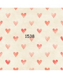 Photography Background in Fabric Heart / Backdrop 1538