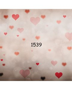 Photography Background in Fabric Heart / Backdrop 1539