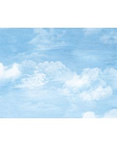Photography Background in Fabric Sky / Backdrop 1592