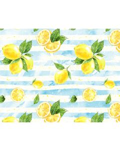 Photography Background in Fabric Lemon / Backdrop 1615