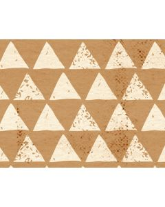 Photography Background in Fabric Brown Triangle / Backdrop 1635