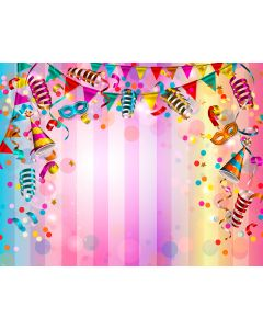 Photography Background in Fabric Carnival / Backdrop 1685