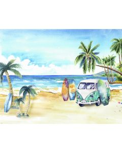 Photography Background in Fabric Kombi / Backdrop 1696