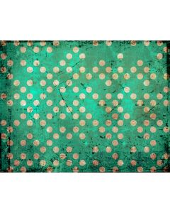 Photography Background in Fabric Green Ball / Backdrop 1705