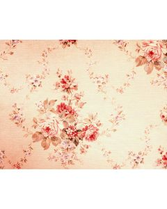 Photography Background in Fabric Floral / Backdrop 1745