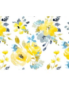 Photography Background in Fabric Floral / Backdrop 1748