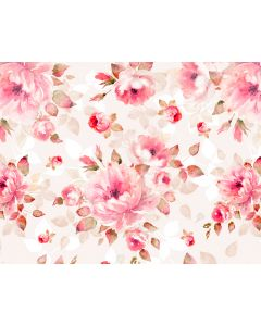 Photography Background in Fabric Floral / Backdrop 1761