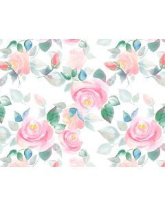 Photography Background in Fabric Floral / Backdrop 1763