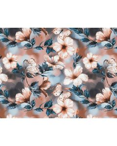 Photography Background in Fabric Floral / Backdrop 1765