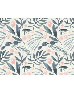 Photography Background in Fabric Floral / Backdrop 1794