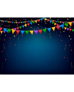 Photography Background in Fabric Redneck Party / Backdrop 1814