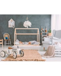 Photography Background in Fabric Kid Room / Backdrop 1841