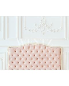 Photography Background in Fabric Bedside Bed / Backdrop 1873