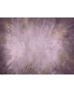 Photography Background in Fabric Fine Art Lilac Texture / Backdrop 1875