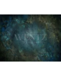 Photography Background in Fabric Fine Art Blue Texture / Backdrop 1877