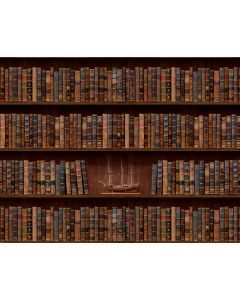 Photography Background in Fabric Book Shelf / Backdrop 260
