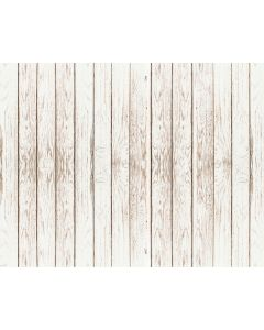 Photography Background in Fabric White Wood Newborn / Backdrop 2038