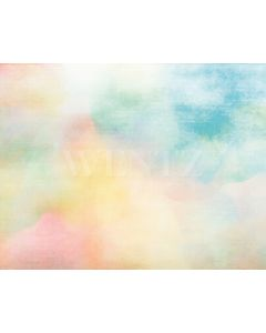 Photography Background in Fabric Texture Colorful Summer / Backdrop 1994