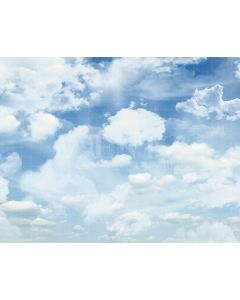 Photography Background in Fabric Sky / Backdrop 2121