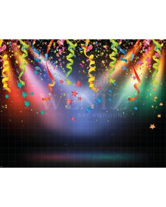 Photography Background in Fabric Carnival / Backdrop 2004