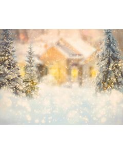 Photography Background in Fabric Christmas / Backdrop 2115