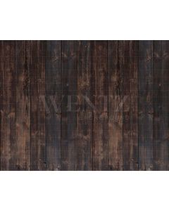 Photography Background in Fabric Dark Wood Newborn / Backdrop 2037