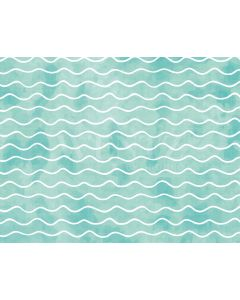 Photography Background in Fabric Waves Summer / Backdrop 1995