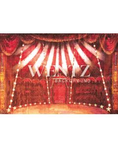 Photography Background in Fabric Circus / Backdrop 2300
