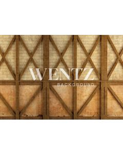 Photography Background in Fabric Wall with Wood / Backdrop 2262