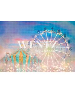 Photography Background in Fabric Big Wheel / Backdrop 2197