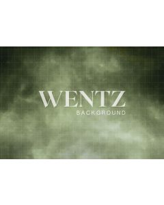 Photography Background in Fabric Shades of Green Texture / Backdrop CW75