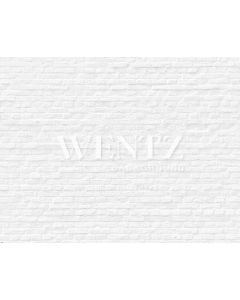 Photography Background in Fabric White Bricks / Backdrop 180