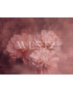 Photography Background in Fabric Flowers Fine Art / Backdrop CW45