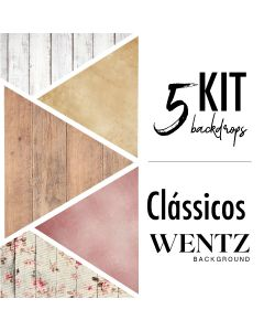 Kit Classics with 5 Backgrounds Wentz