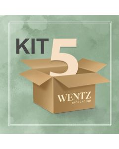 Package with 5 Backgrounds Wentz