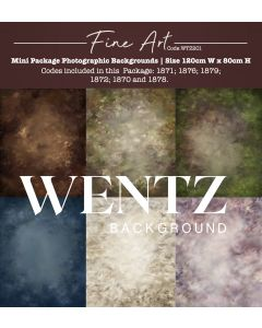 Mini Package Fine Art Texture Photographic Backgrounds Wentz | WTZ201