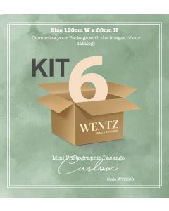 Mini Package Custom Photographic Backgrounds Wentz | WTZ208