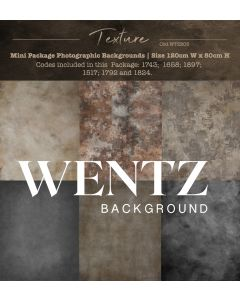 Mini Package Texture Photographic Backgrounds Wentz | WTZ205