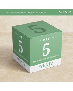Package with 5 Backgrounds Wentz | KIT-5